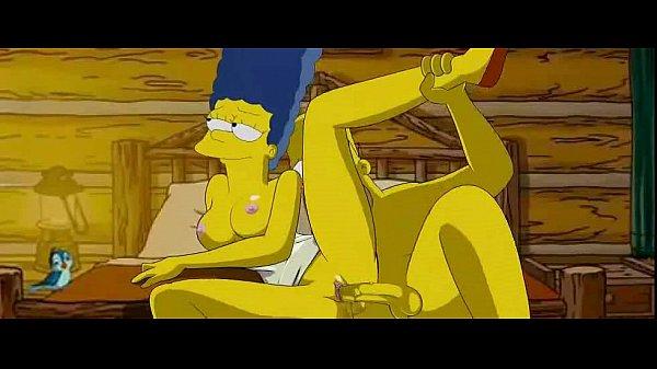 Hentai Simpson comendo a esposa vadia