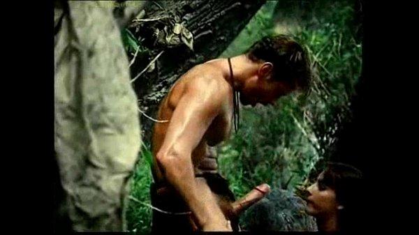 Tarzan filme porno na selva