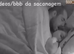 Porno Big Brother casal sacana metendo
